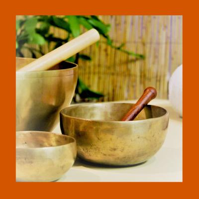 Singing Bowls Sacral Chakra Note D | Healing Meditation Music
