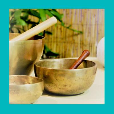 Singing Bowls Throat Chakra Note G | Healing Meditation Music