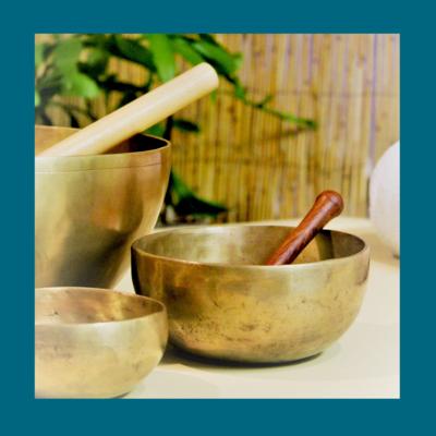 Third Eye Chakra Singing Bowls Note A | Healing Meditation Music