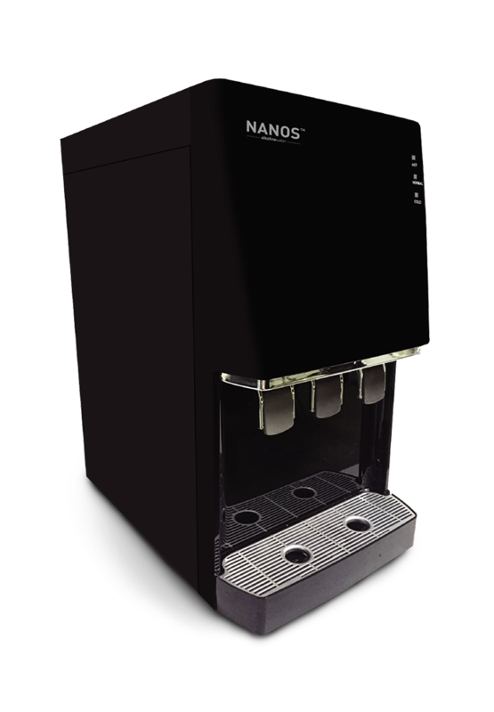 NANOS Alkaline Water (Outright without maintenance service)
