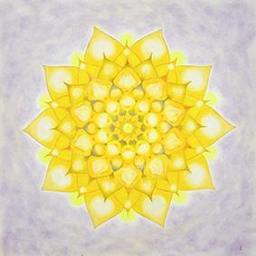 Lysel Mandala Artprint 'Power in het Licht' (vanaf prijs)
