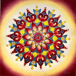 Voorbeelden Bedrijfs-Mandala