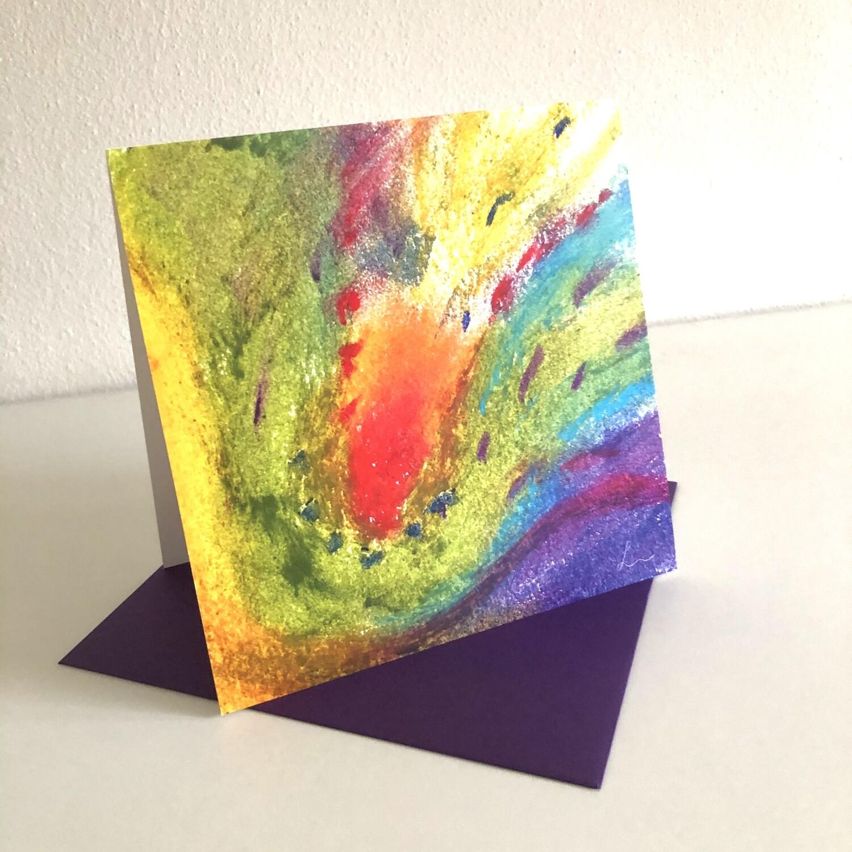 Lysel Art 'Intuïtieve Voelsprieten'