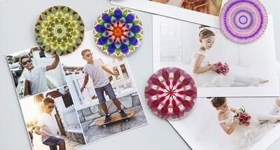 Lysel Magneet Buttons (5 stuks)