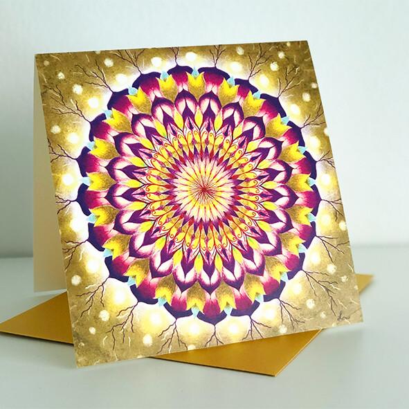 Lysel Mandala 'Jezelf Vieren'