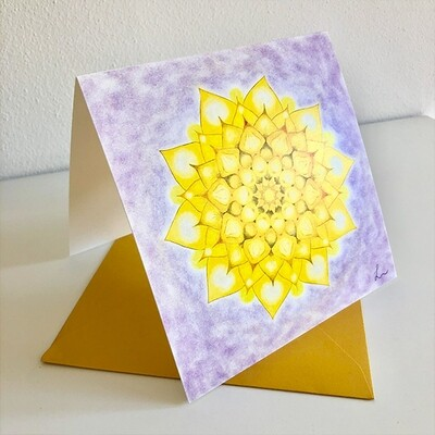 Lysel Mandala 'Power in het Licht'