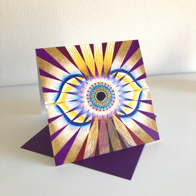 Lysel Mandala 'Zien met Gevoel'