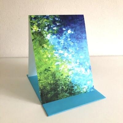 Lysel Art 'Tropisch Water'