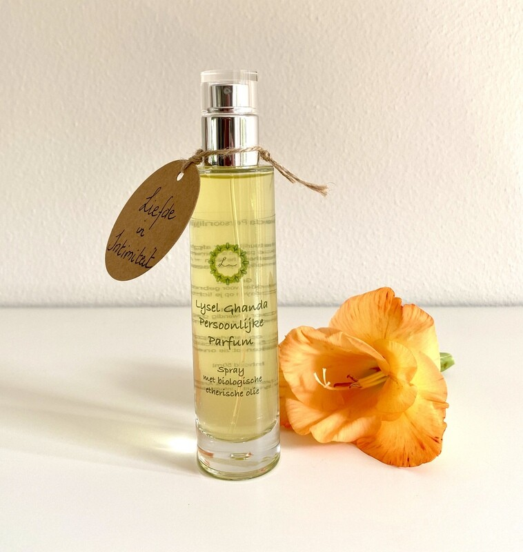 Lysel Ghanda Persoonlijke Parfum 50ml