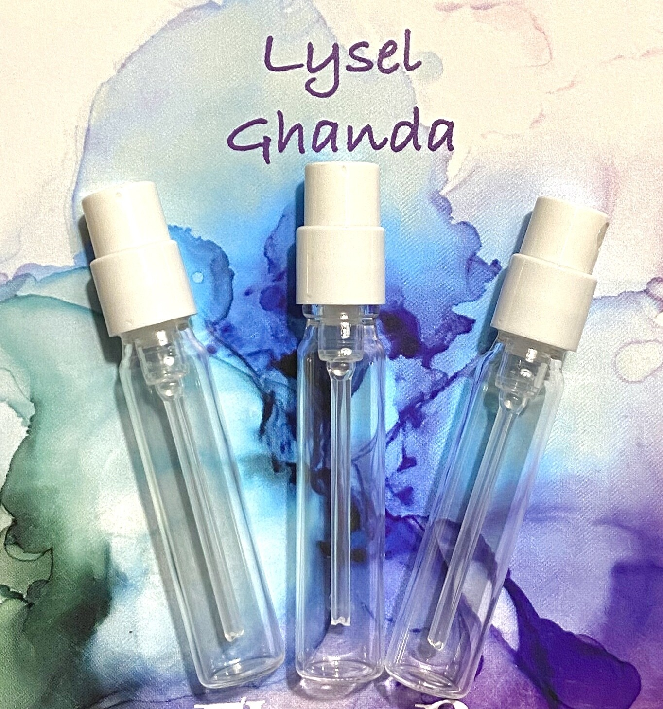 Lysel Ghanda sample 2ml
