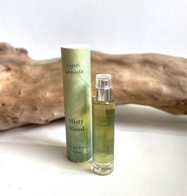 Lysel Ghanda Misty Wood 50ml
