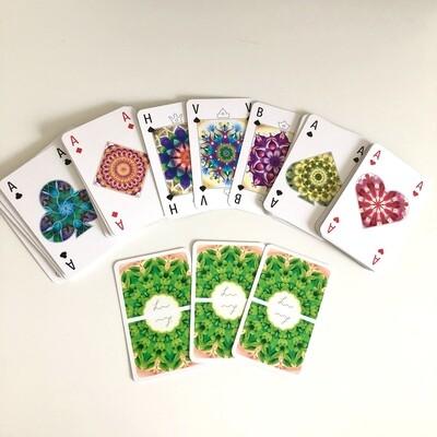 Lysel Mandala Speelkaarten