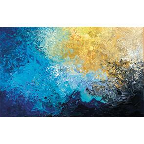 "Lysel Acryl Art ""Nieuw Licht"" / ""New Light"" 160x100"