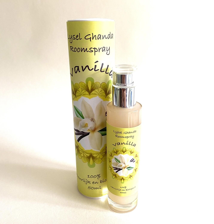 Lysel Ghanda Bio Roomspray Vanilla