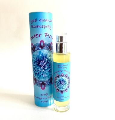 Lysel Ghanda Bio Roomspray Flower Power