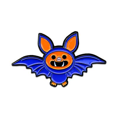 Spooky Batty Pin