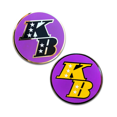 KB Tribute Pin