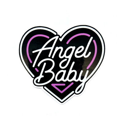Angel Baby Sticker