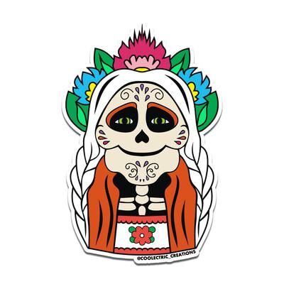 Mama Coco Sticker