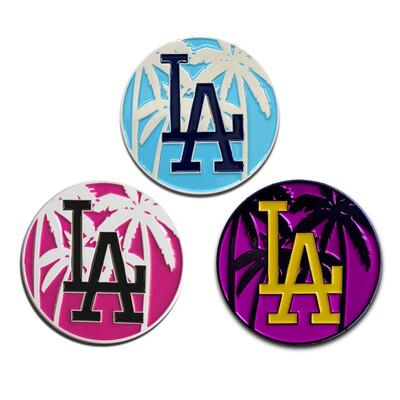 LA Style Pin
