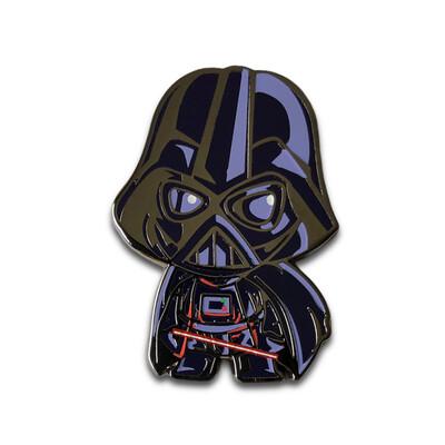 Lil Darth Vader Pin