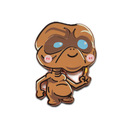 Lil E.T. Pin