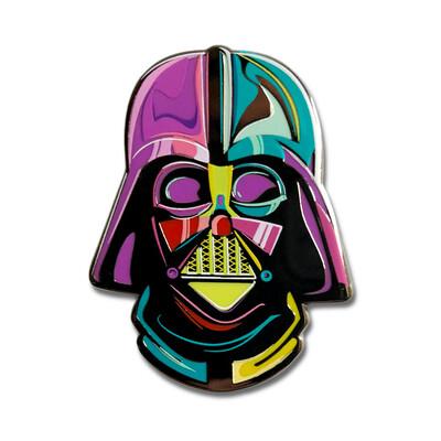 Artsy Vader Pin
