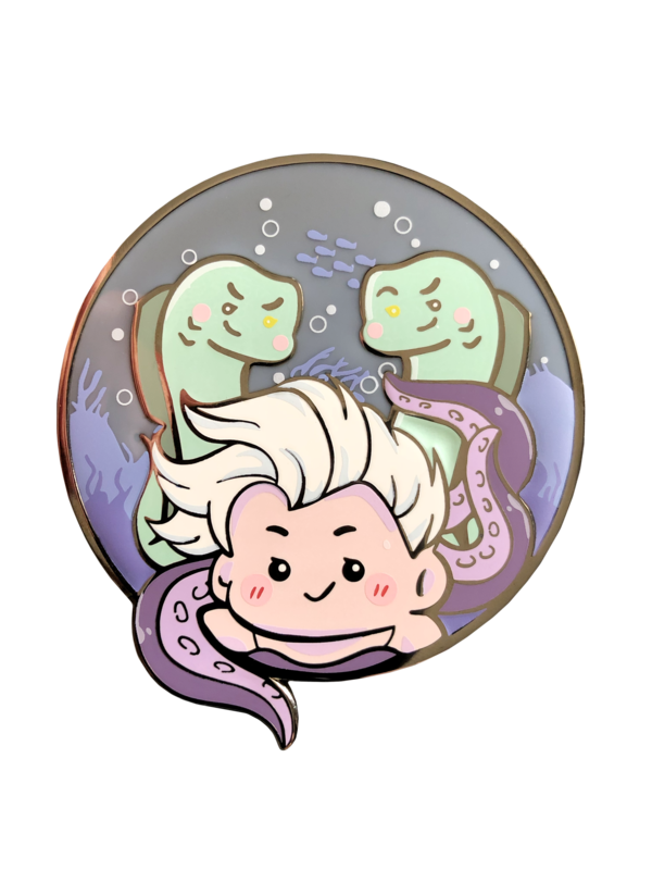 Little Sea Witch Pin