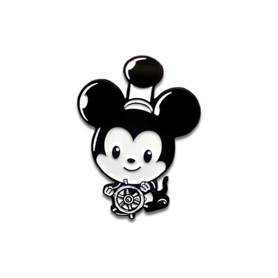 Steamboat Mouse Pin