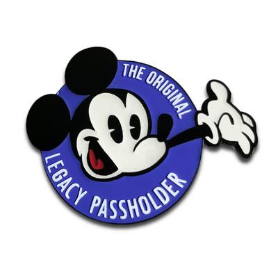 OG Legacy Passholder Pin