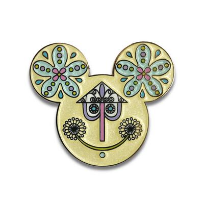 Small World Magic Pin