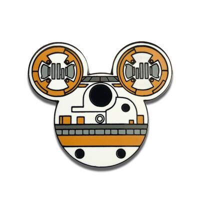 BB-8 Magic Pin