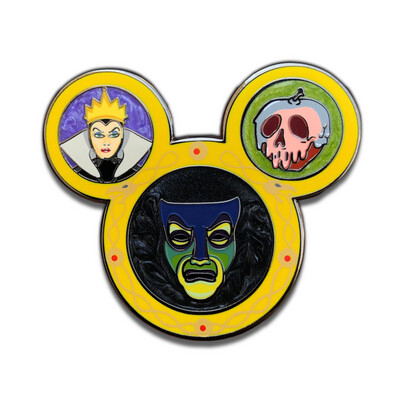 Scary Adventures Magic Pin