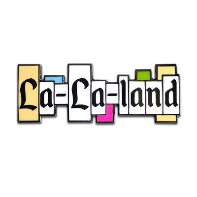 La La Land Pin