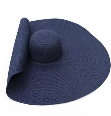 Oversized Olivia Beach Hat