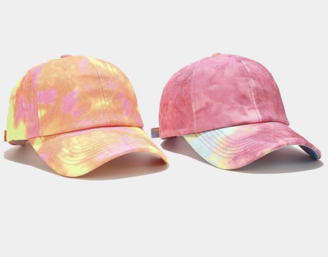 The-Dye Dad Hat