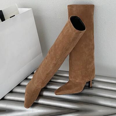 Fancy Flock Boots
