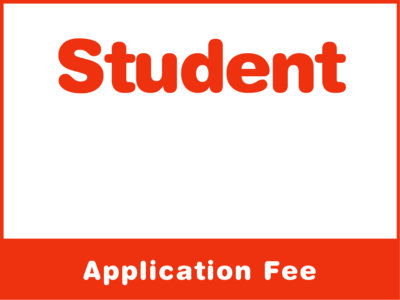 Masters Program: Application Fee