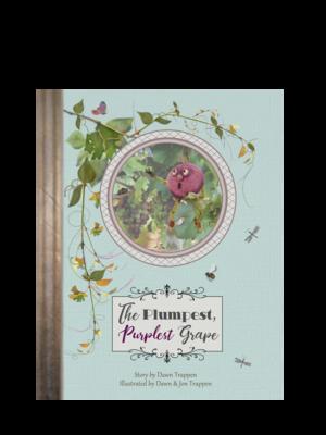 Ebook - The Plumplest Purplest Grape