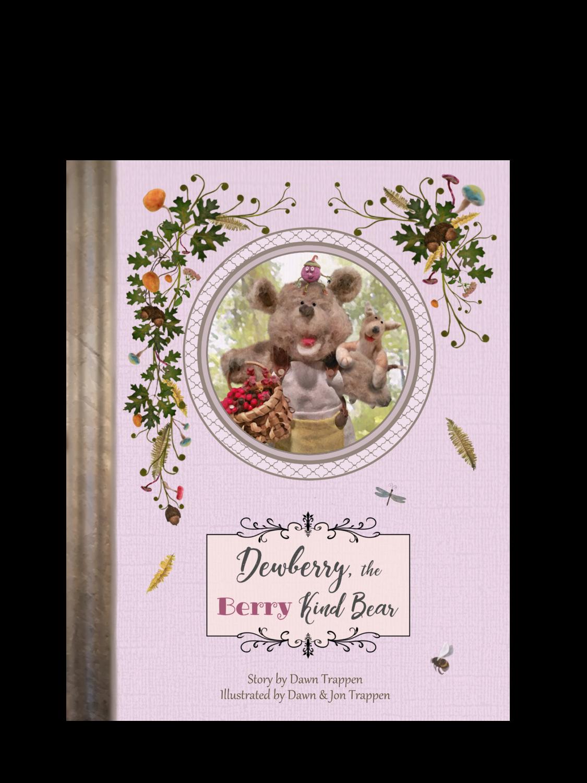 Ebook - Dewberry the Berry Kind Bear