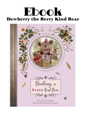 Ebook - Dewberry the Berry Kind Bear