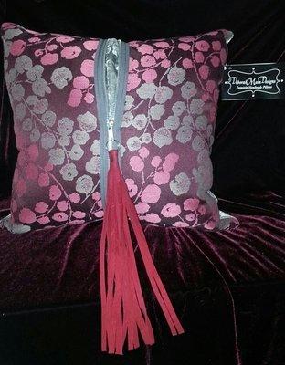 Plush Pillow by Deborah Main Designs
