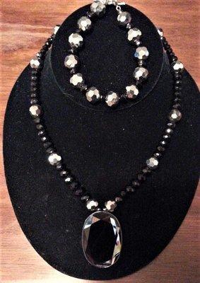 Necklace and Bracelet (1)