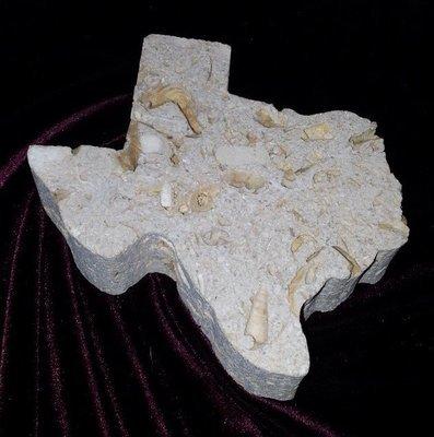 Texas Limestone Paperweight
