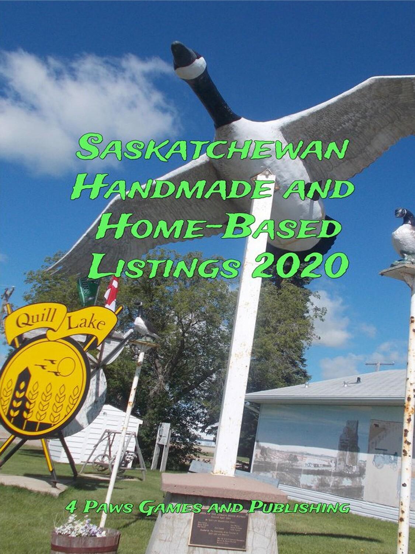 Saskatchewan Handmade and Home-Based Listings 2020 Epub
