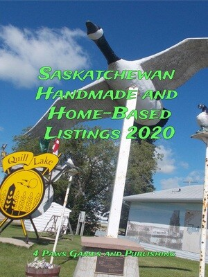 Saskatchewan Handmade and Home-Based Listings 2020 Epub