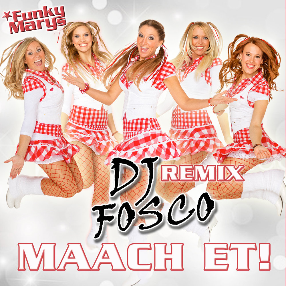 "Single: ""MAACH ET!"" (Fosco Remix Edit)"