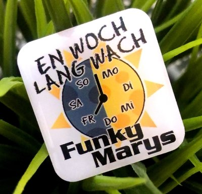 FUNKY MARYS PIN