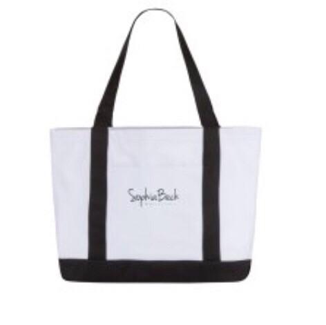 SophiaBeck ™ Black & White Bag