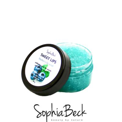 Blueberry Lip Scrub